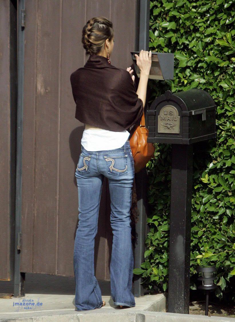 Jeans ass gallery