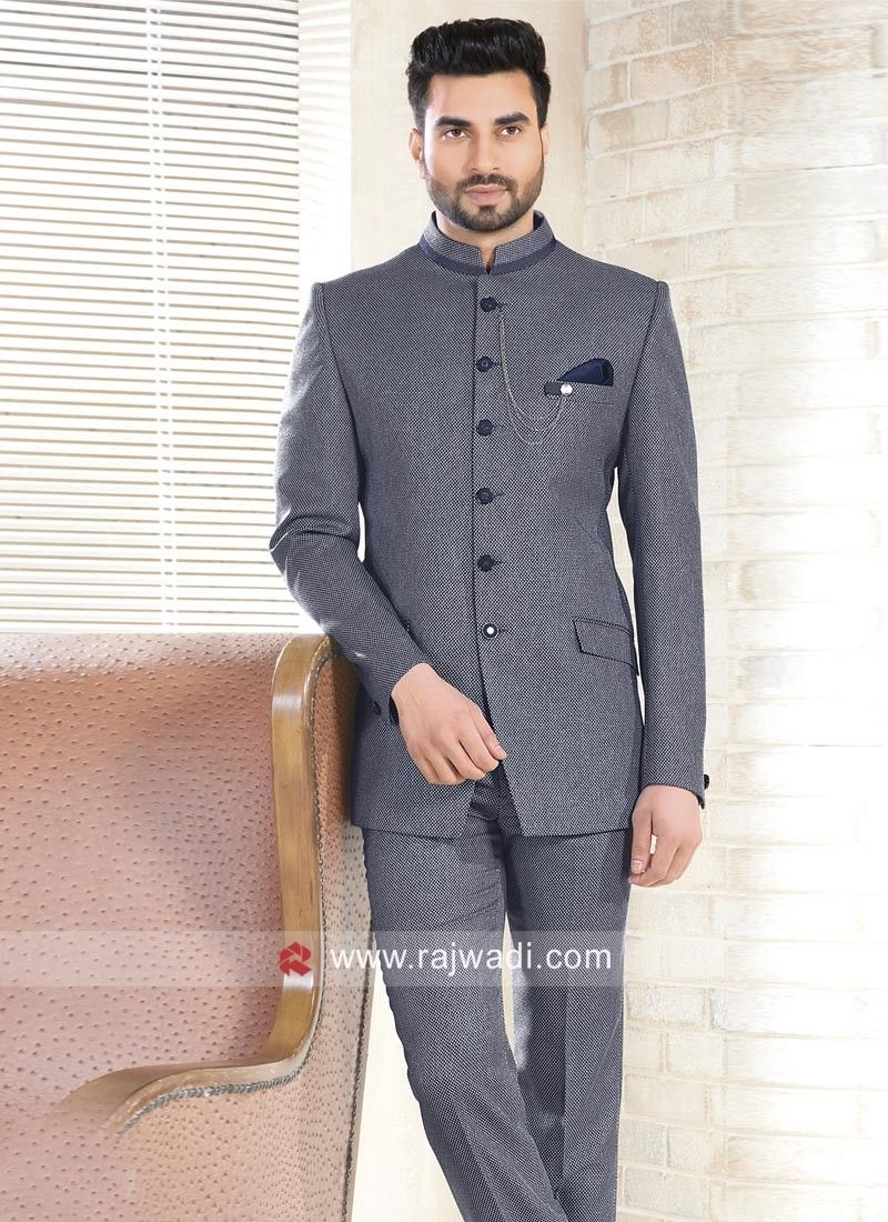 Stylish Jodhpuri Set With Fancy Broach Rajwadi Menswear Mensfashion Blazer Feelroyal Dress Suits For Men Designer Suits For Men Stylish Mens Suits [ 1100 x 800 Pixel ]