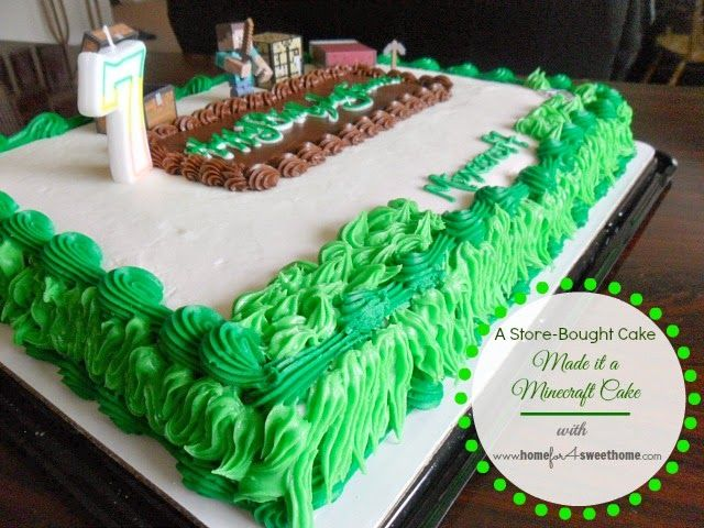 Minecraft Birthday Cakes At Walmart Google Search