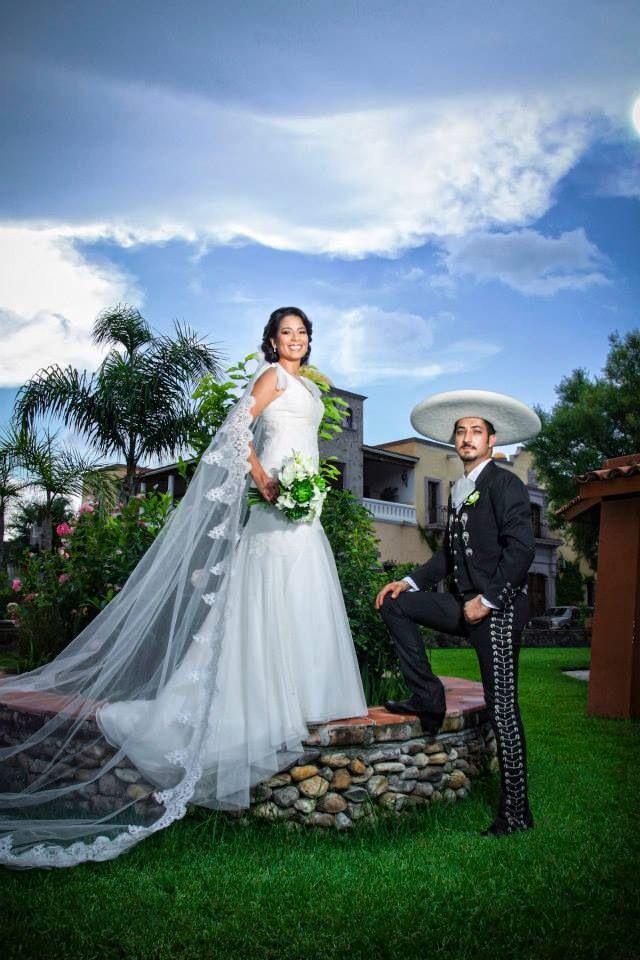 b05c66108 Boda charra. Mexican weeding.