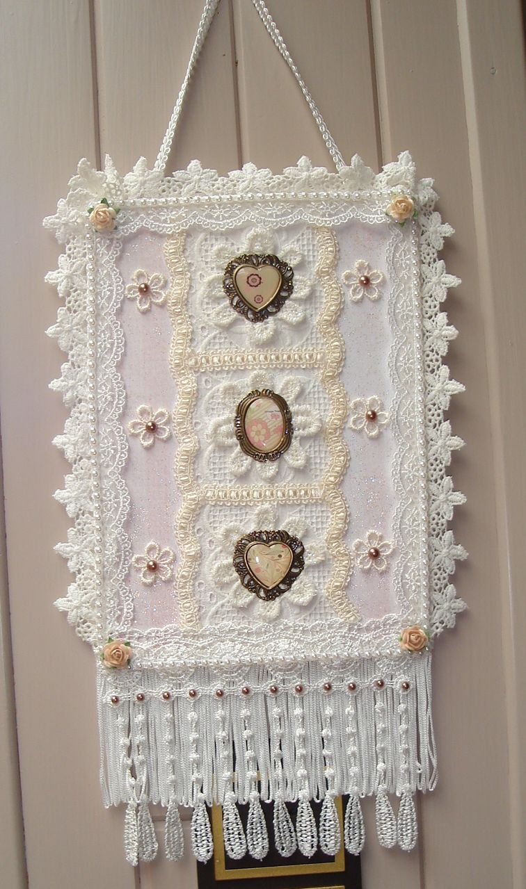 card like a wallhanging