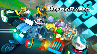 New Games Renzo Racer Pc Nintendo Switch Arcade Racer Upcoming Video Games Free Games Latest Games