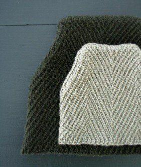 Herringbone Hat