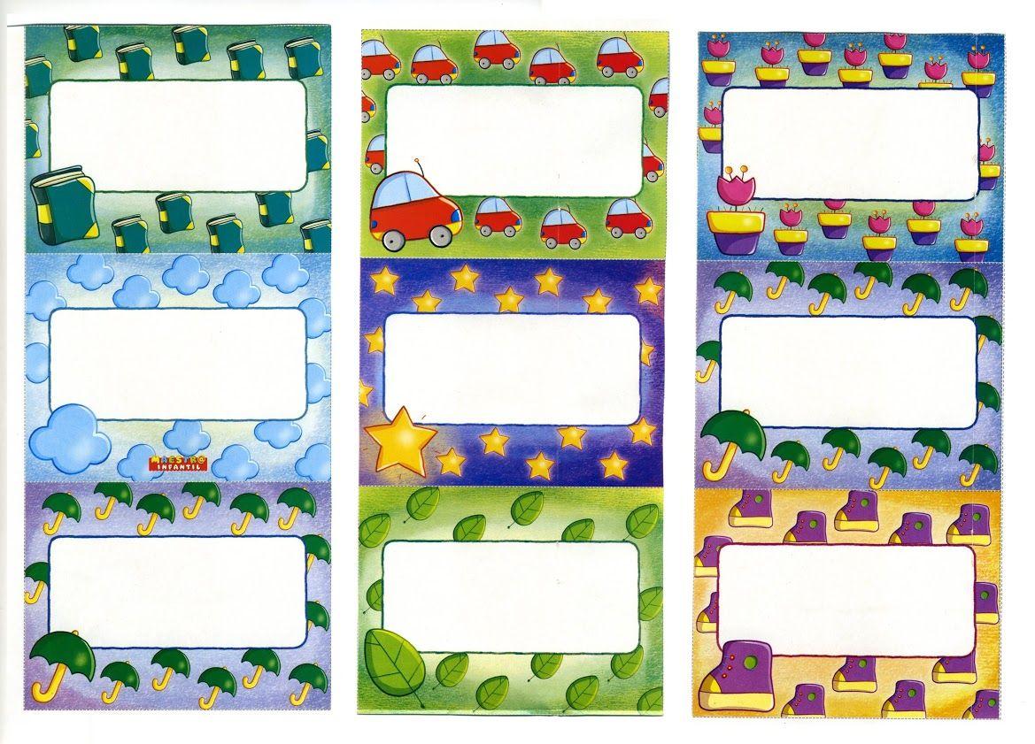 cartelitos nombres maestra infantil | etichete | Pinterest | Maestra ...