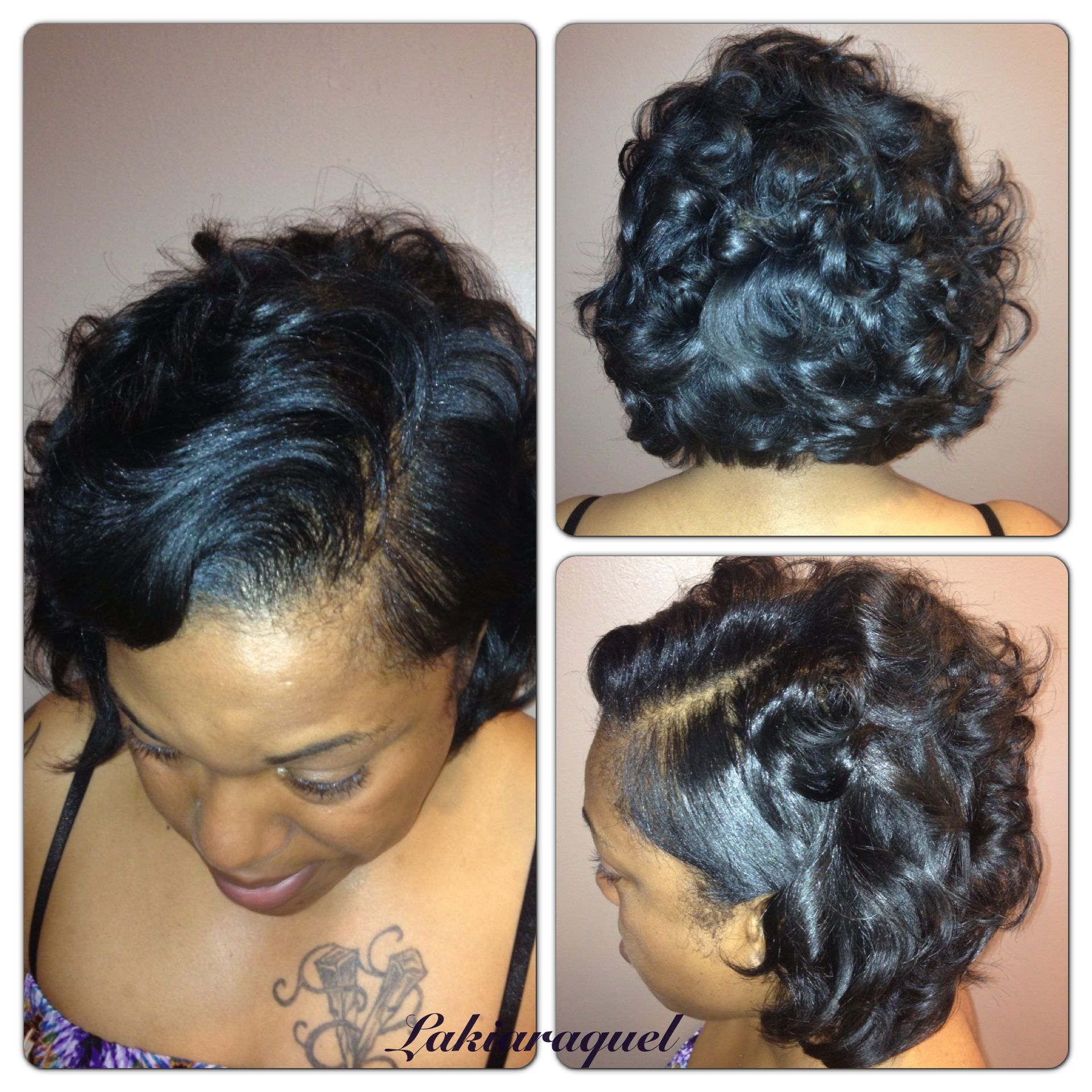 soft wave and curls | my work | natural hair styles, hair