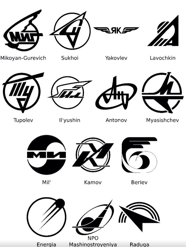 Russian airline aerospace company logos back to the drawing board russian airline aerospace company logos voltagebd Gallery