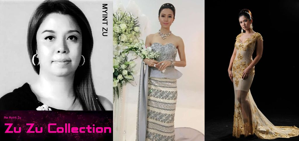 Afds Fashion Ambassador Ma Myint Zu Fashion Ambassador Business Fashion
