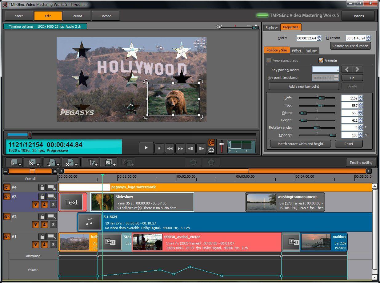 TMPGEnc Smart render UNICO QUE Juntar Videos sem rencode
