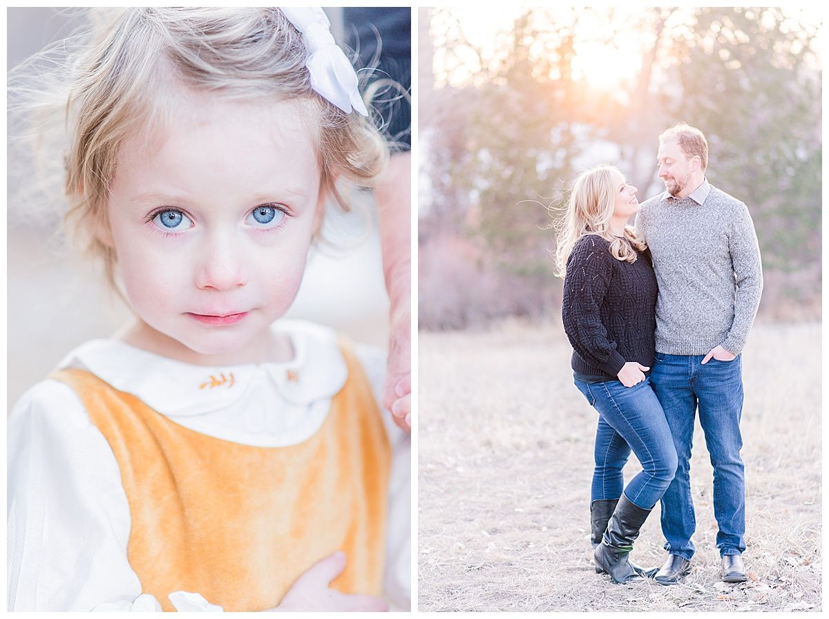 Winter Family Pictures | Fly'n B Park | Laura Wolfgang Photography