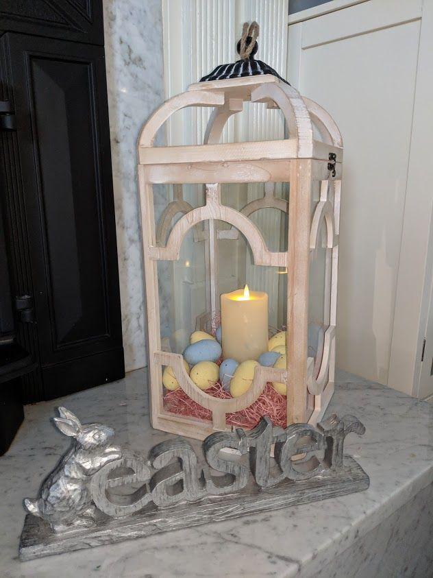 Plastic Eggs for Easter Decor  Decorating for Spring and Easter with DIY Plasti  Plastic Eggs for Easter Decor  Decorating for Spring and Easter with DIY Plasti  Plastic...