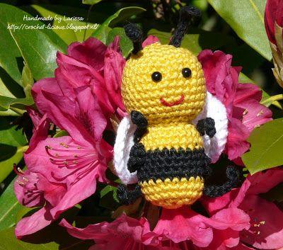 Crochet-licious: Bijtje