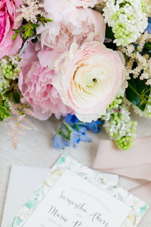 Blush And Blue Wedding Clooney Ranunculus Show Me Your Mum