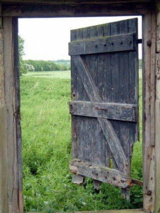 Can Design Influence Memory Old Barn Doors Old Doors Barn
