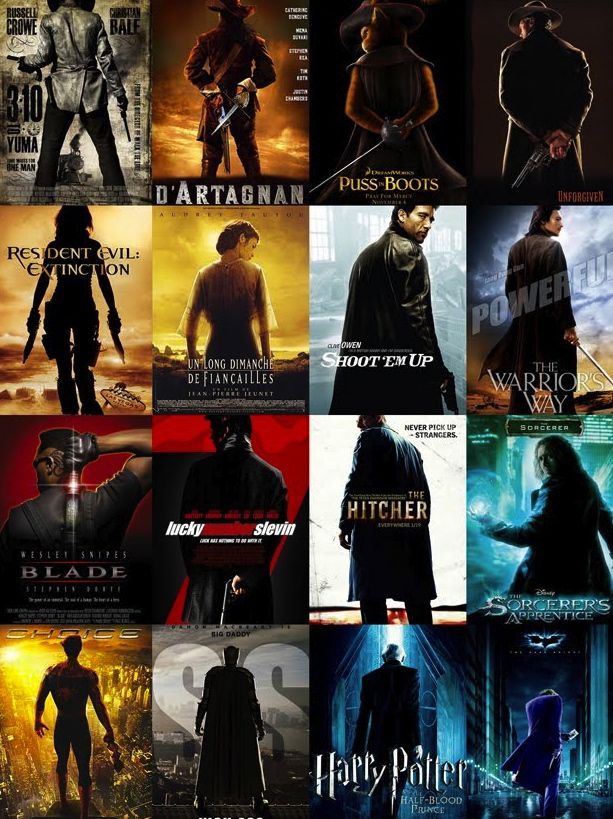 Why Movie Posters All Look The Same Movie Posters Poster The