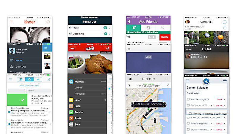 Fresh UI Design Patterns Gaining Traction