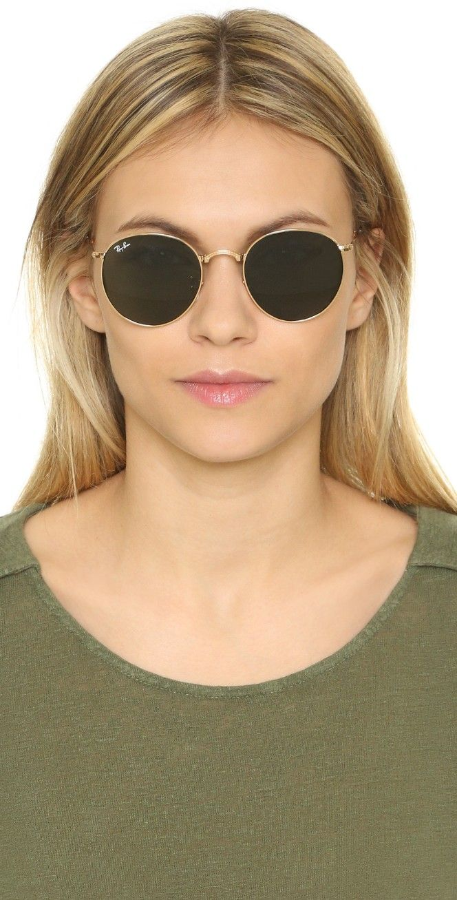 20a6aff96b RB3532 Icons Round Sunglasses in 2019
