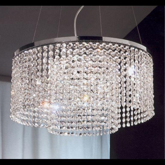 crystal drop round 2 tier chandelier 1381 p jpg 550 550 lights