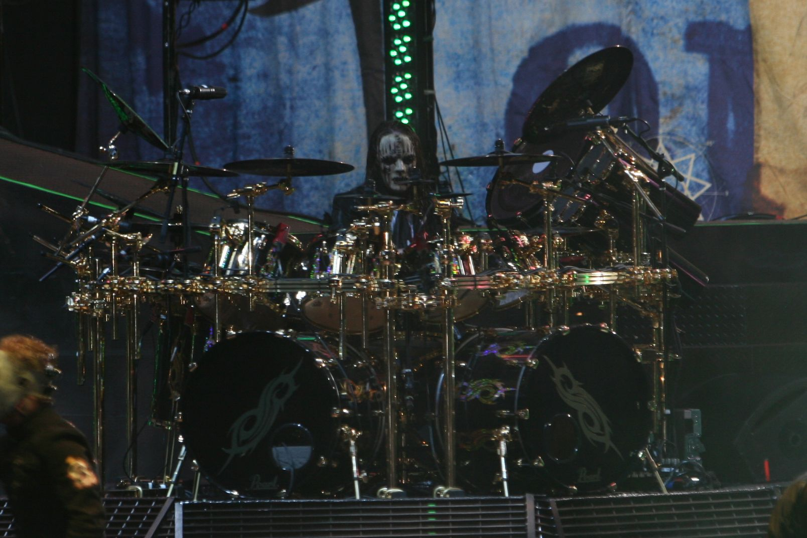 Joey jordison style favor photos pictures and wallpapers for - Joey Jordison Slipknot S Drummer
