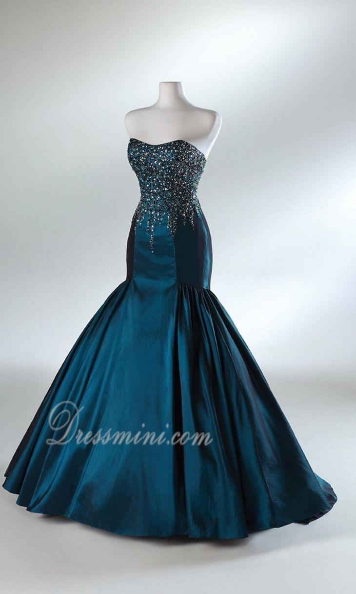 Grey mermaidtrumpet taffeta sleeveless quinceanera dress qdad at