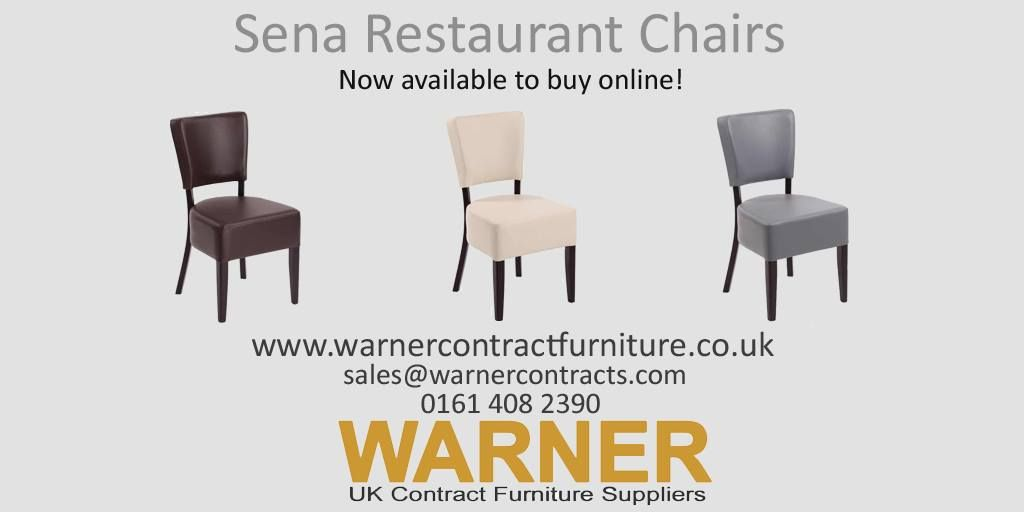 The Sena Restaurant Chair has been manufactured for indoor use within  restaurants 442c1ecf7df7d