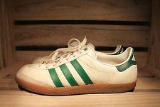 Mens Vintage 80s Rare Adidas Universal Spezial White Green Trainers Size UK  8 b5d8023b6