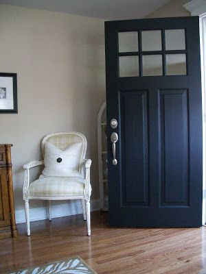 Black Jack By Benjamin Moore Sixty Fifth Avenue The Painted Front Door Part Two
