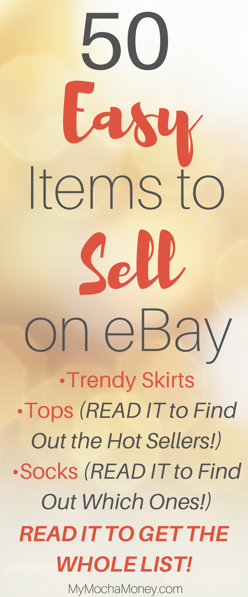 Melissa Miller Things To Sell Ebay Selling Tips How To Get Followers