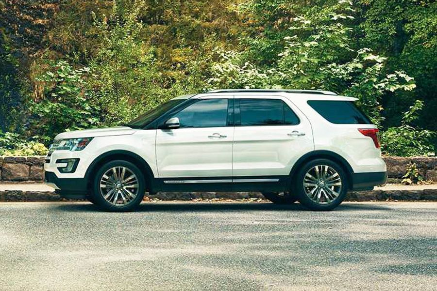 Ford Explorer Seven Seat Ecoboost for sale in the U.K