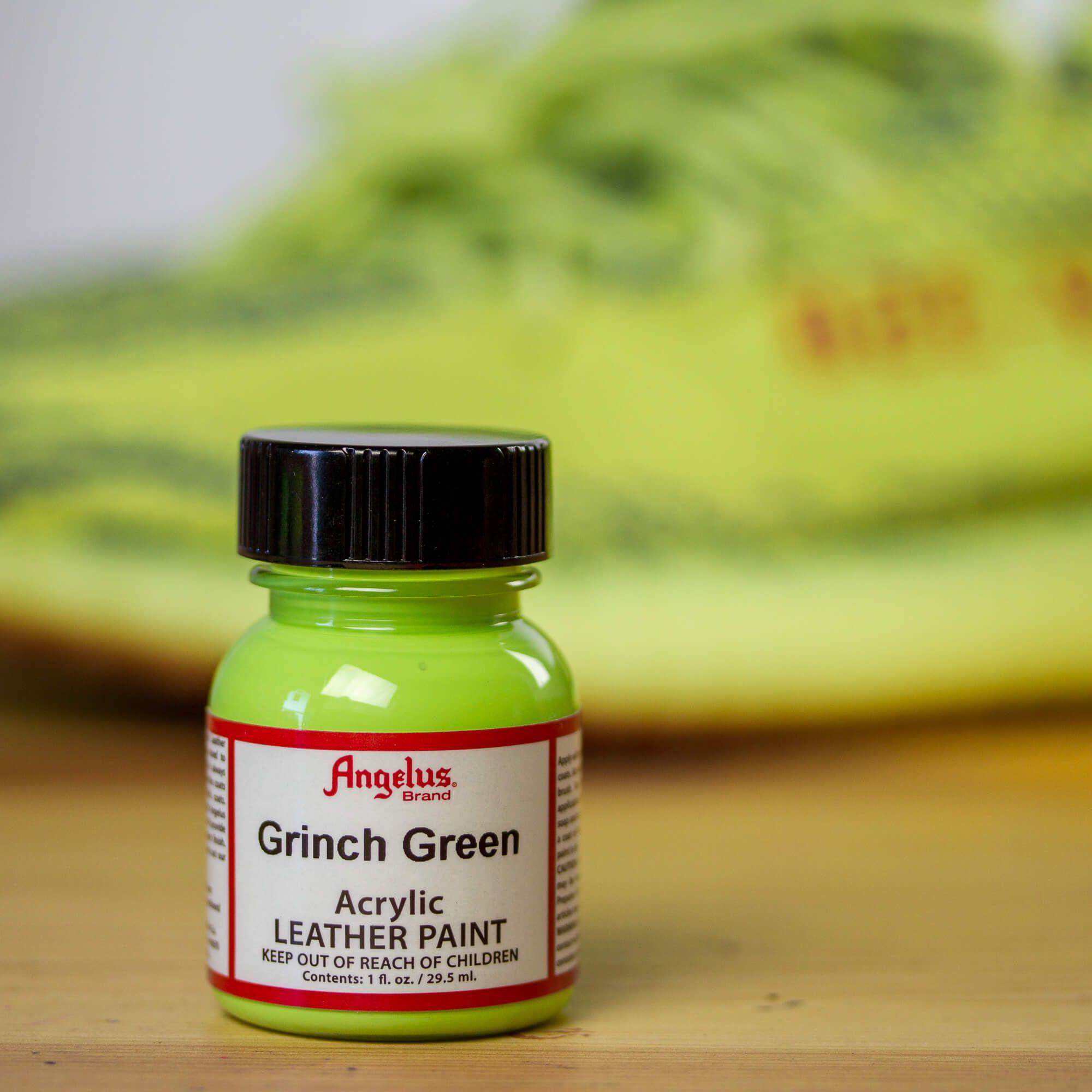 Angelus Grinch Green Paint | Green