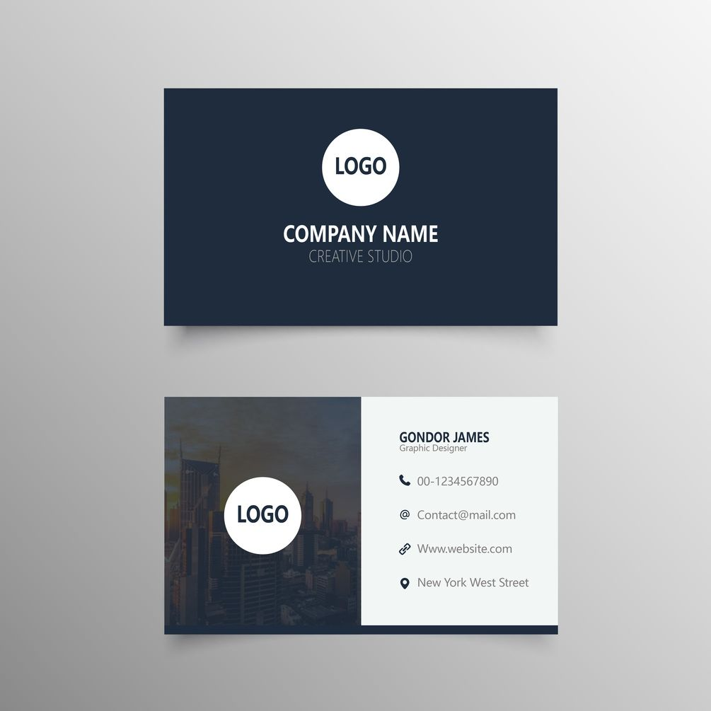 Cool Business Cards Template Free Download Free Business Card