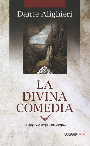 Dante Alighieri La Divina Comedia Poema Epico La Divina Comedia Comedia Libros