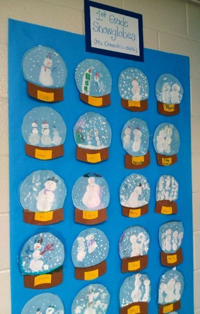 Pinterest first grade winter art crafts pinterest for 3rd grade christmas craft ideas