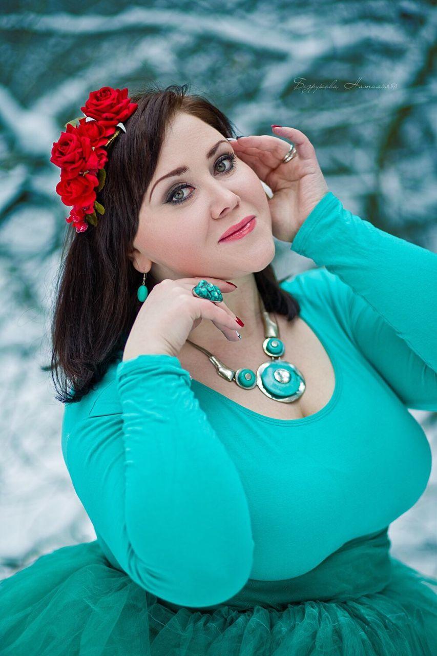 Beauty Plus Video: Russian Curvy Models, Plus Size Beauty