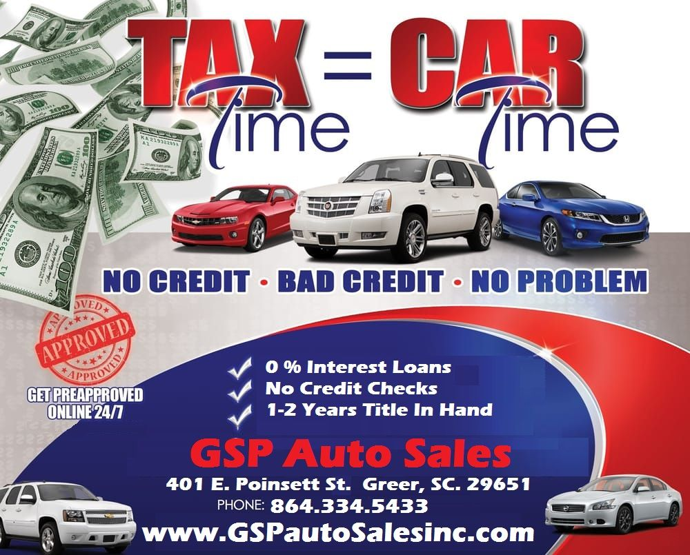 Pin by GSP Auto Sales on Buy Here Pay Here Car dealer
