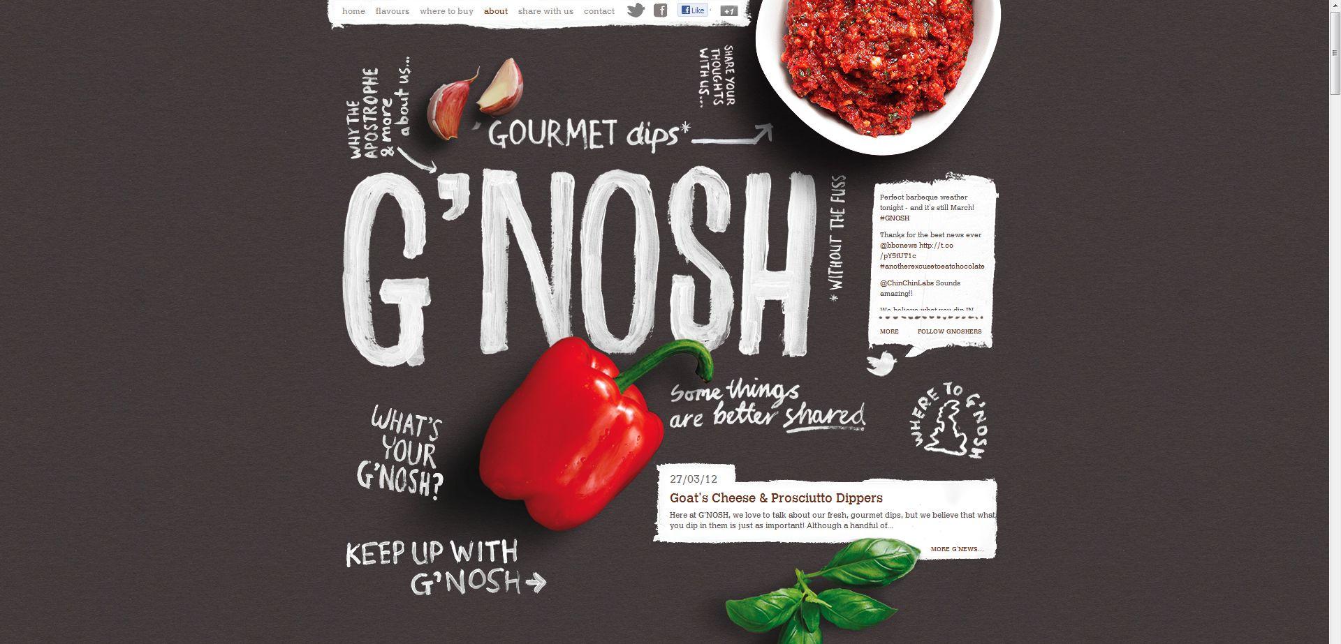 G'NOSH - http://gnosh.co.uk | Designer: Mystery - http://www.mystery.co.uk
