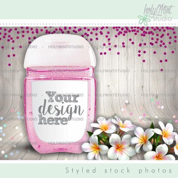 Hand Sanitizer Hand Sanitizer Mockup Pocket Antibacterial