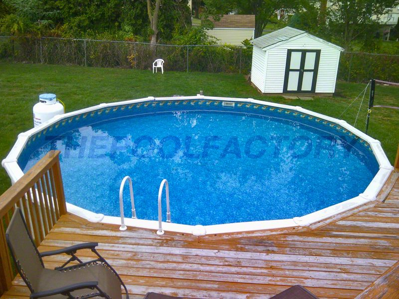 Fitting Your New Pool Against An Existing Deck Is Not Always Easy