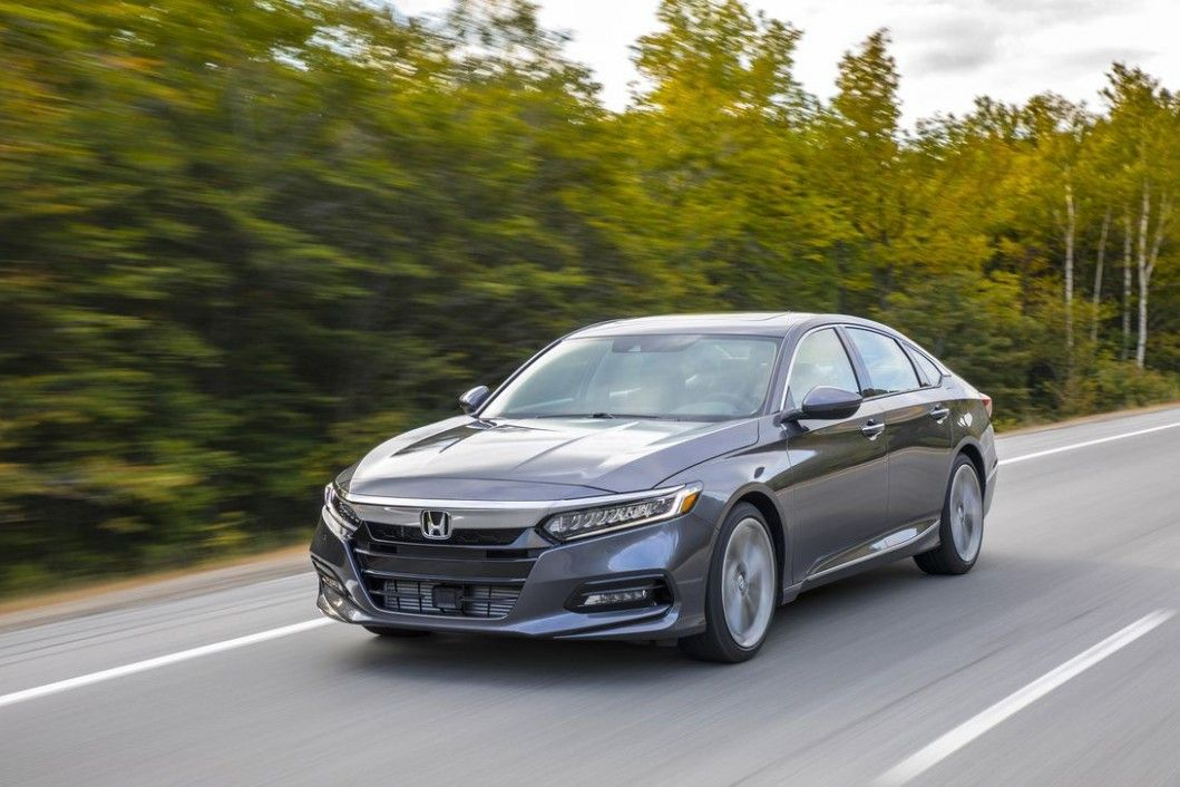 2020 Honda Accord Hybrid Price And Release (With images