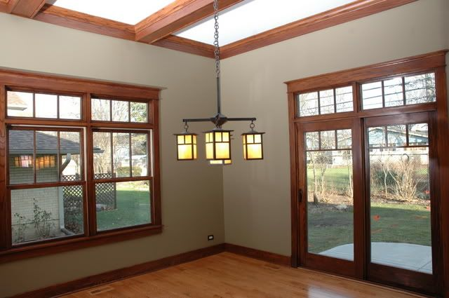 Craftsman Style Home Interiors Pictures Of Craftsman Interior Trim Build