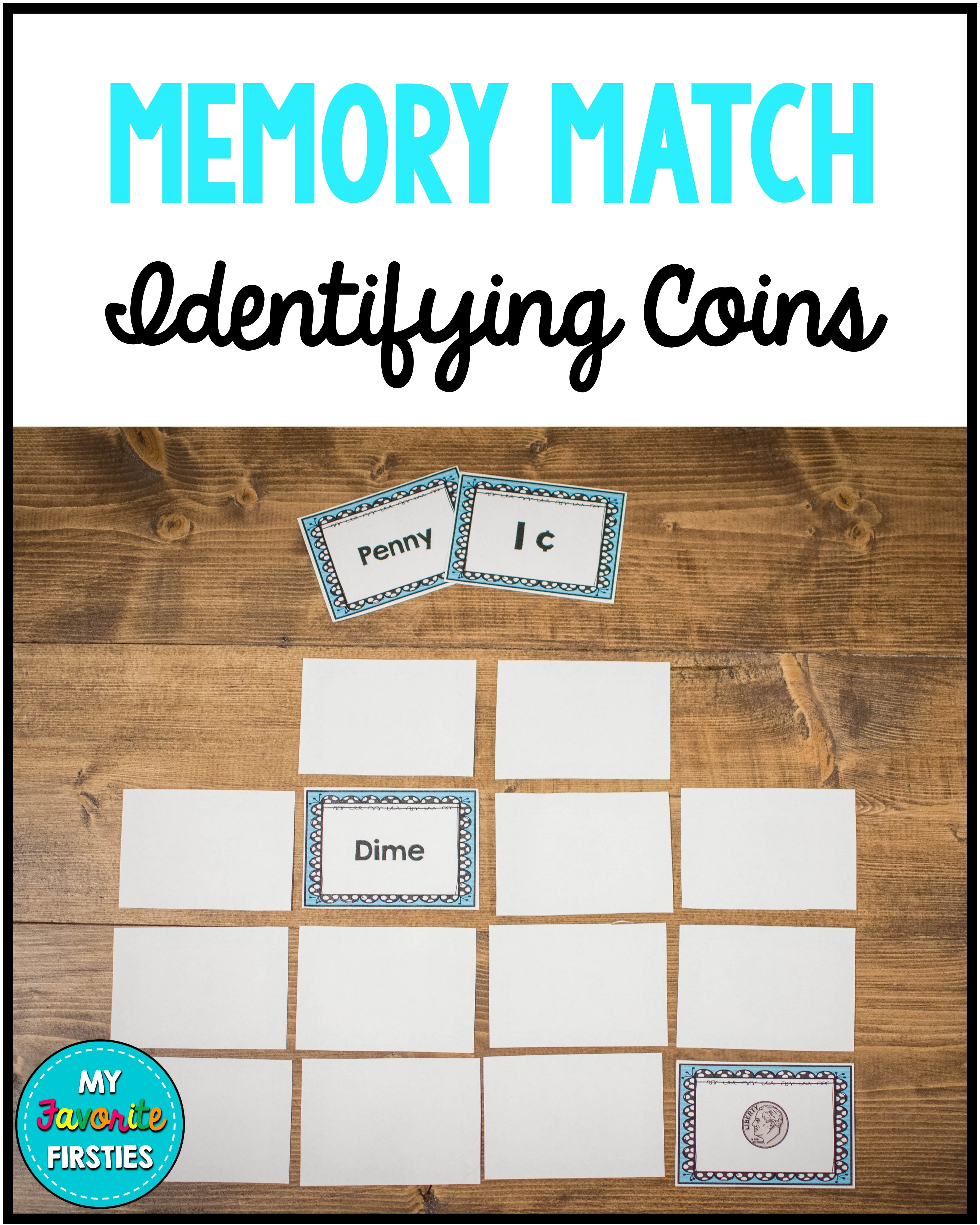 Coin Memory Match