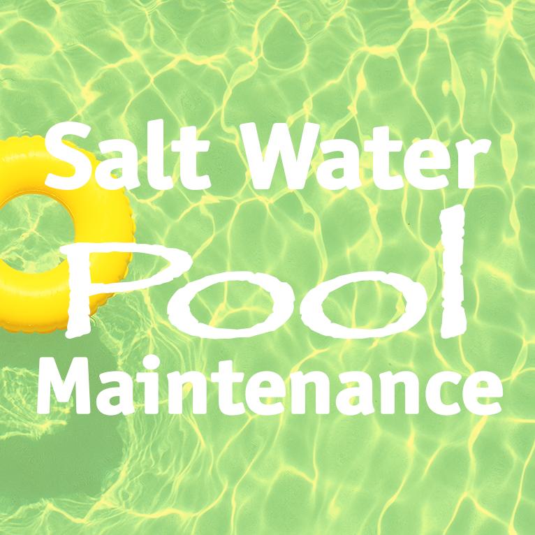 Die Wartung Des Salzwasserpools Ist Mit Diesem Leitfaden Zum Testen Und Ausbalancieren Ein Kinderspiel In 2020