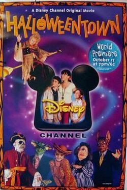 halloweentown dvds movies 1 2 3 4 disney movie