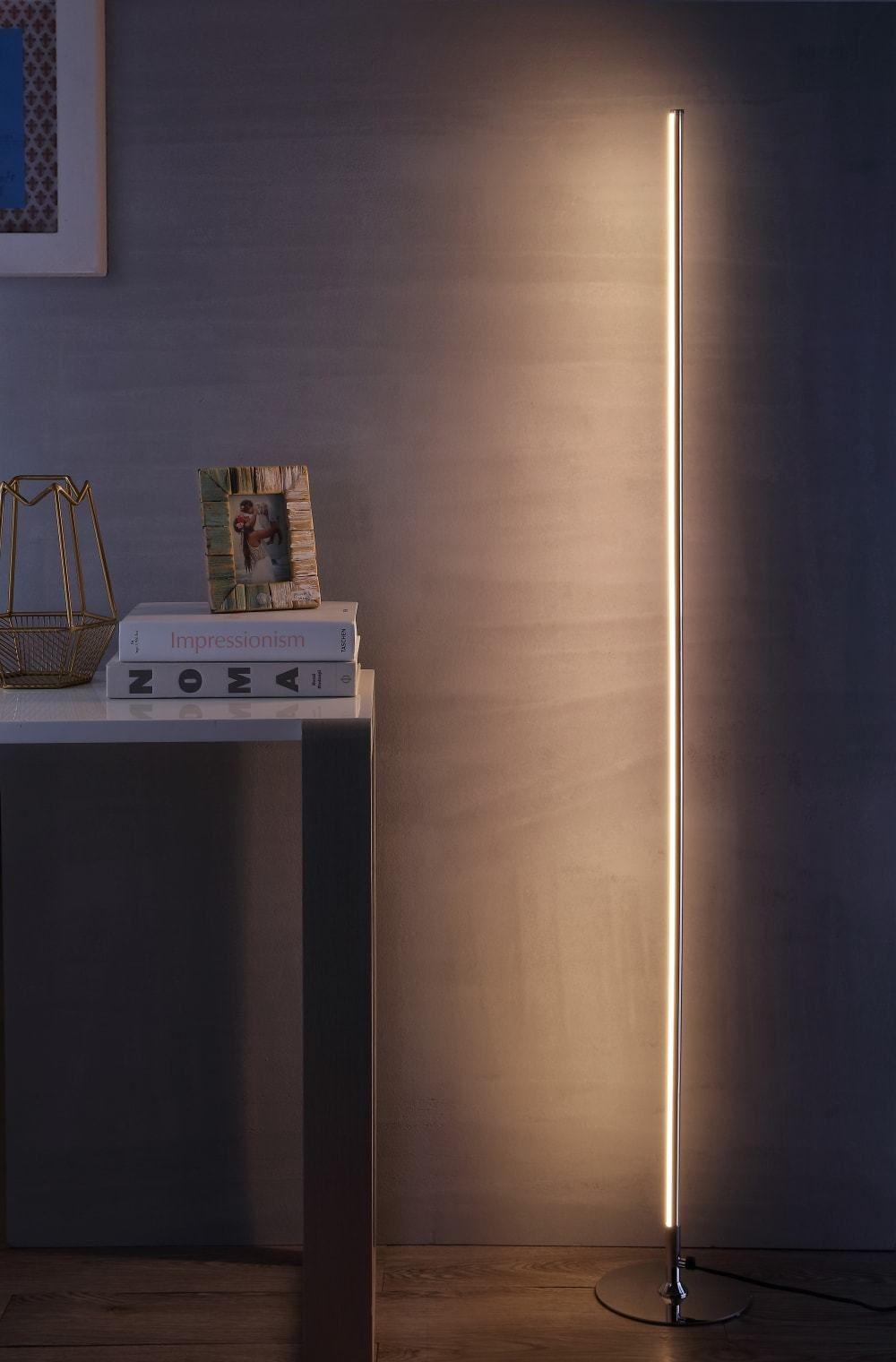 Illumination Bar Floor Lamp In 2021 Modern Floor Lamps Interior Lighting Led Floor Lamp