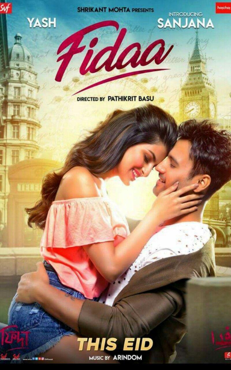 Fida bengali film dir Pathikrit Basu starring Yash dasgupta and
