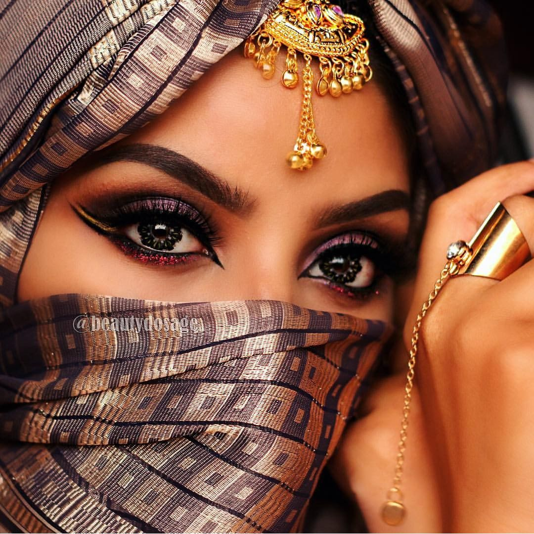 #eyes #arabic | arabic woman in 2019 | Arabian eyes ...