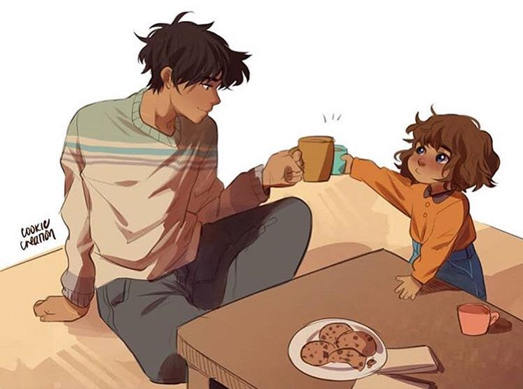 Estelle My Heart Can T Take This Much Cuteness Percy Jackson
