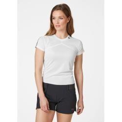 Photo of Helly Hansen Woherr Lifa Tshirt roupa interior funcional Branco S