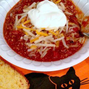 Halloween Chili Recipe | Yummly