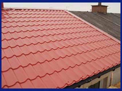 Concrete Roof Tiles For Your House You House Would Look Good And Better It Has The Quality Of Roofs That You Are L Roofing Sheets Concrete Roof Tiles Roofing