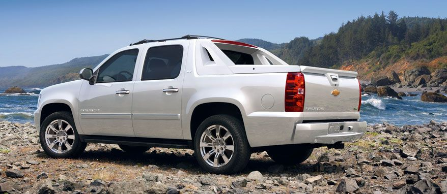 2011 Chevrolet Avalanche | Vehicles I'd Buy | Avalanche ...